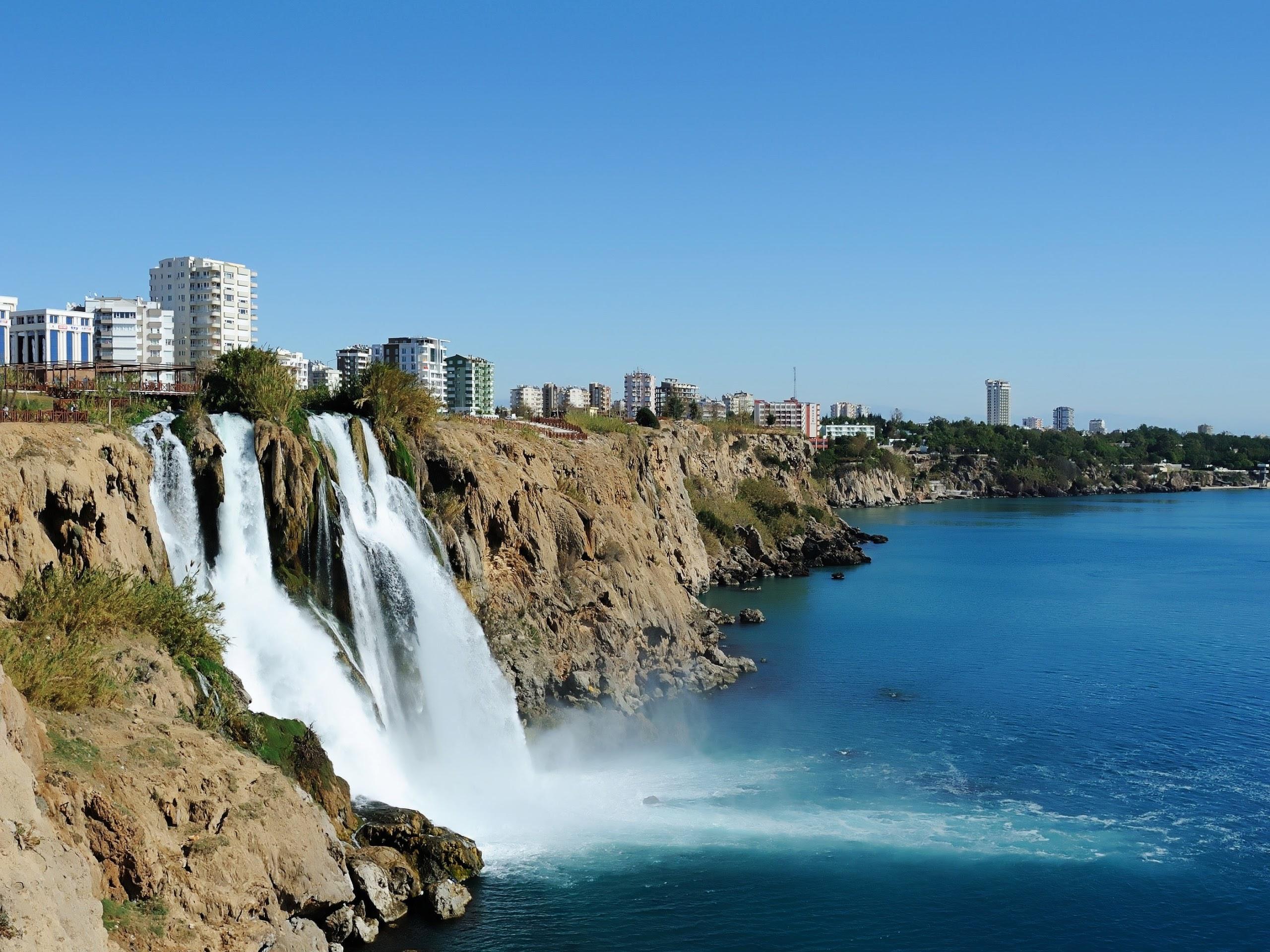 Турция недвижимость от застройщика анталия