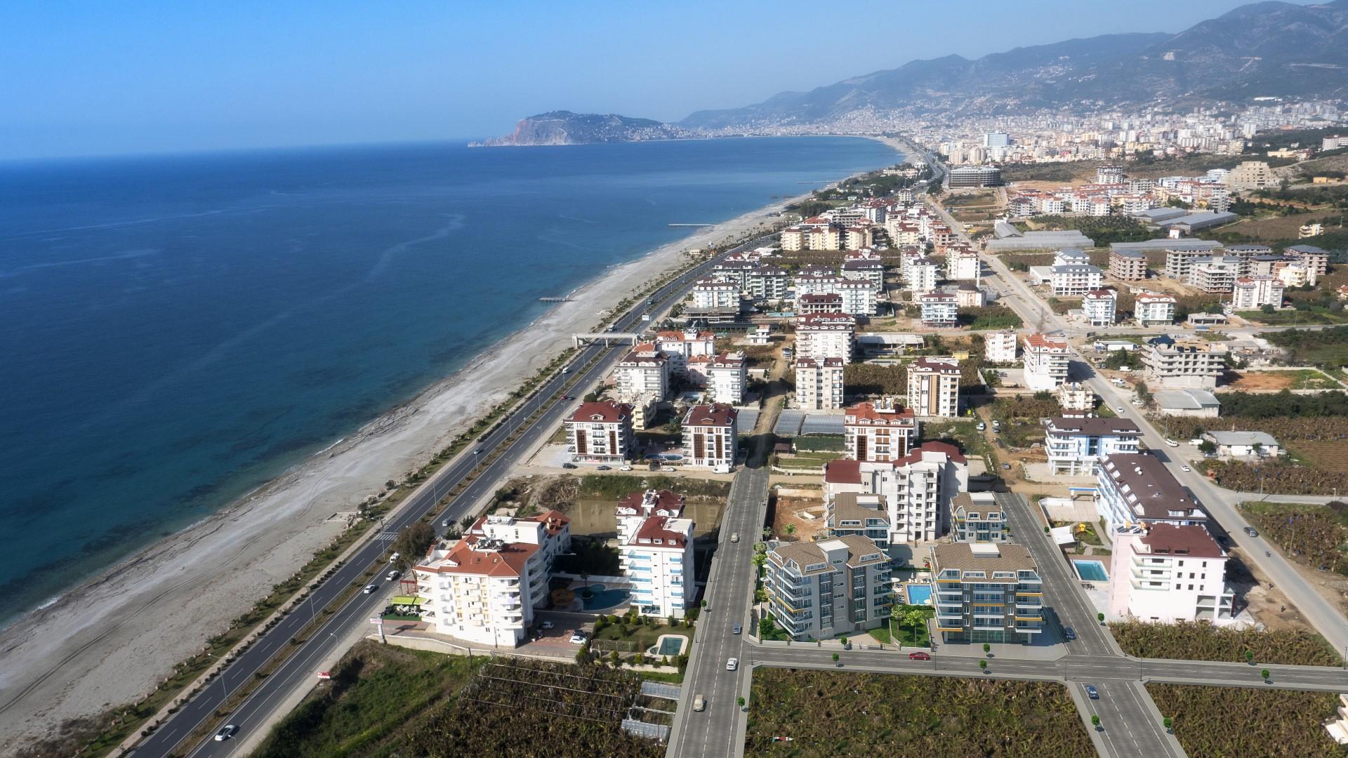 Купить квартиру в турции вторичное жилье недорого у моря