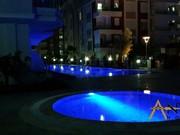 Продажа квартиры 1+1 3 ночное освещение