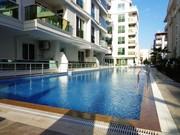 Продажа квартиры 1+1 8 полуолимпийский бассейн