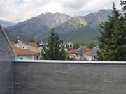Продажа дома 230м² 25 вид с террасы на горные склоны