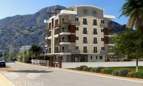 Цены на квартиры в анталии апартаменты salt city moscow