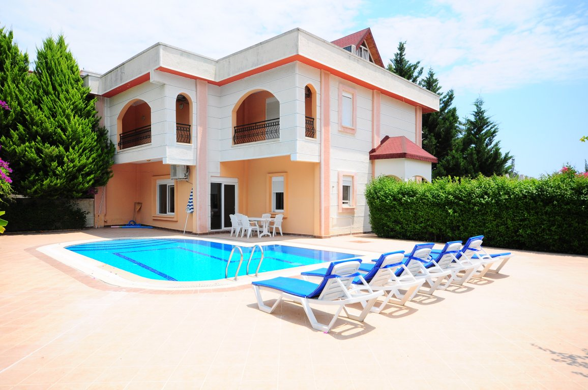 Продажа недвижимости в турции кемер дубай шейхи дома