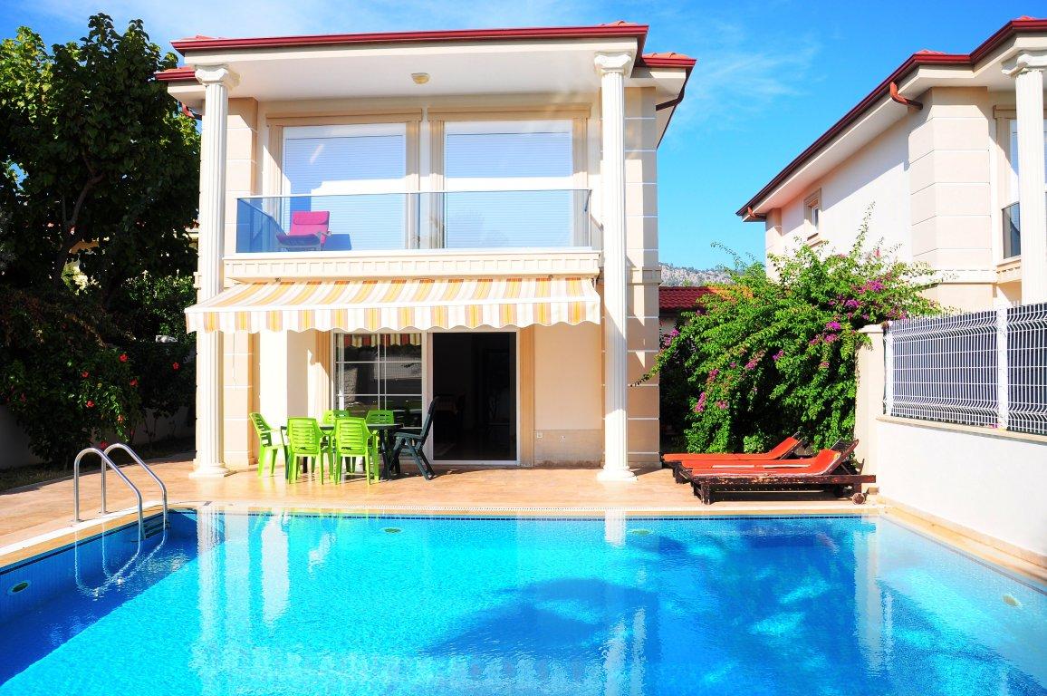 недвижимость в турции кемер цены